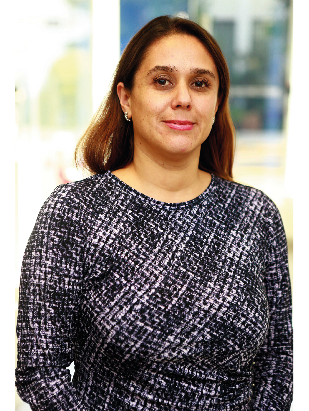 Claudia Alarcón Soto, es Gerente de Calidad y Excelencia Operacional para Motion y ABB - Webinar ONU MUJERES