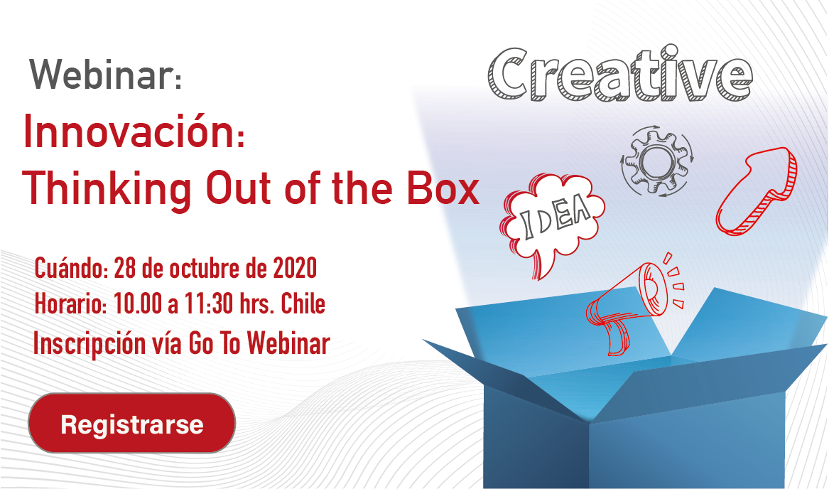Webinar: Out of the Box