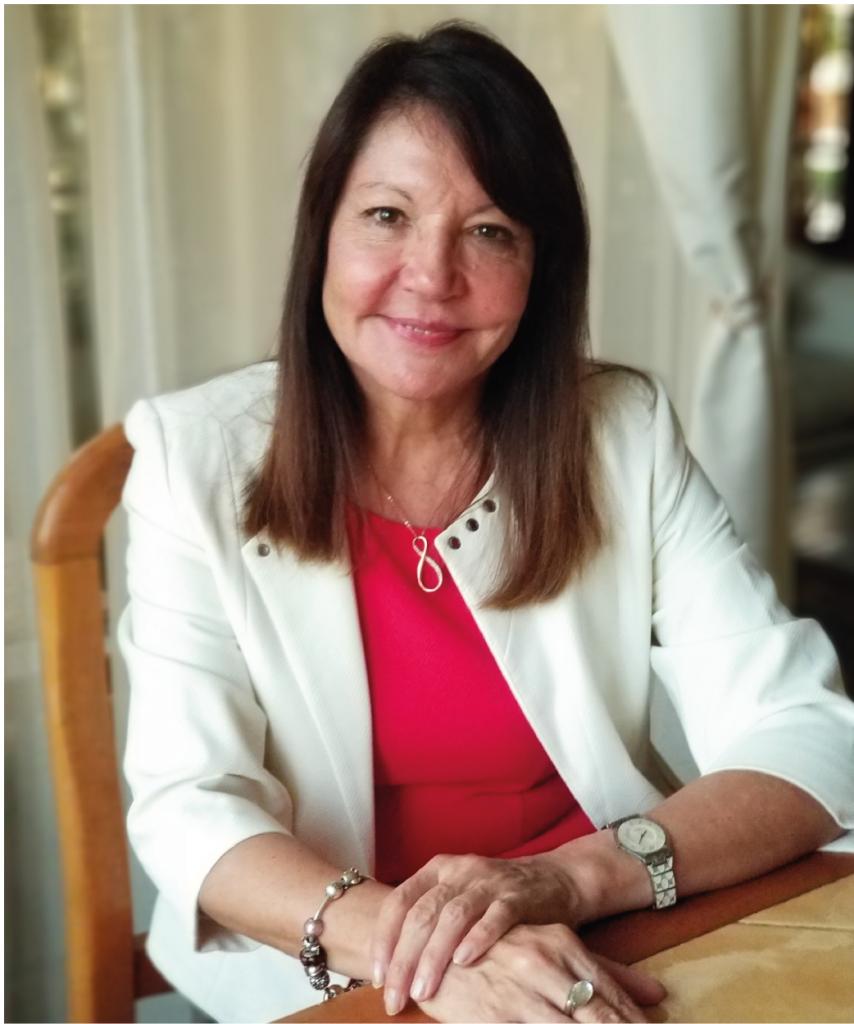 Susana Torres - Presidenta de la Cámara Chileno Suiza de Comercio