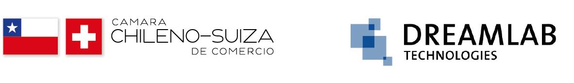 Logos empresas suizas - DreamLab Technologies - Cámara Chileno suiza de comercio