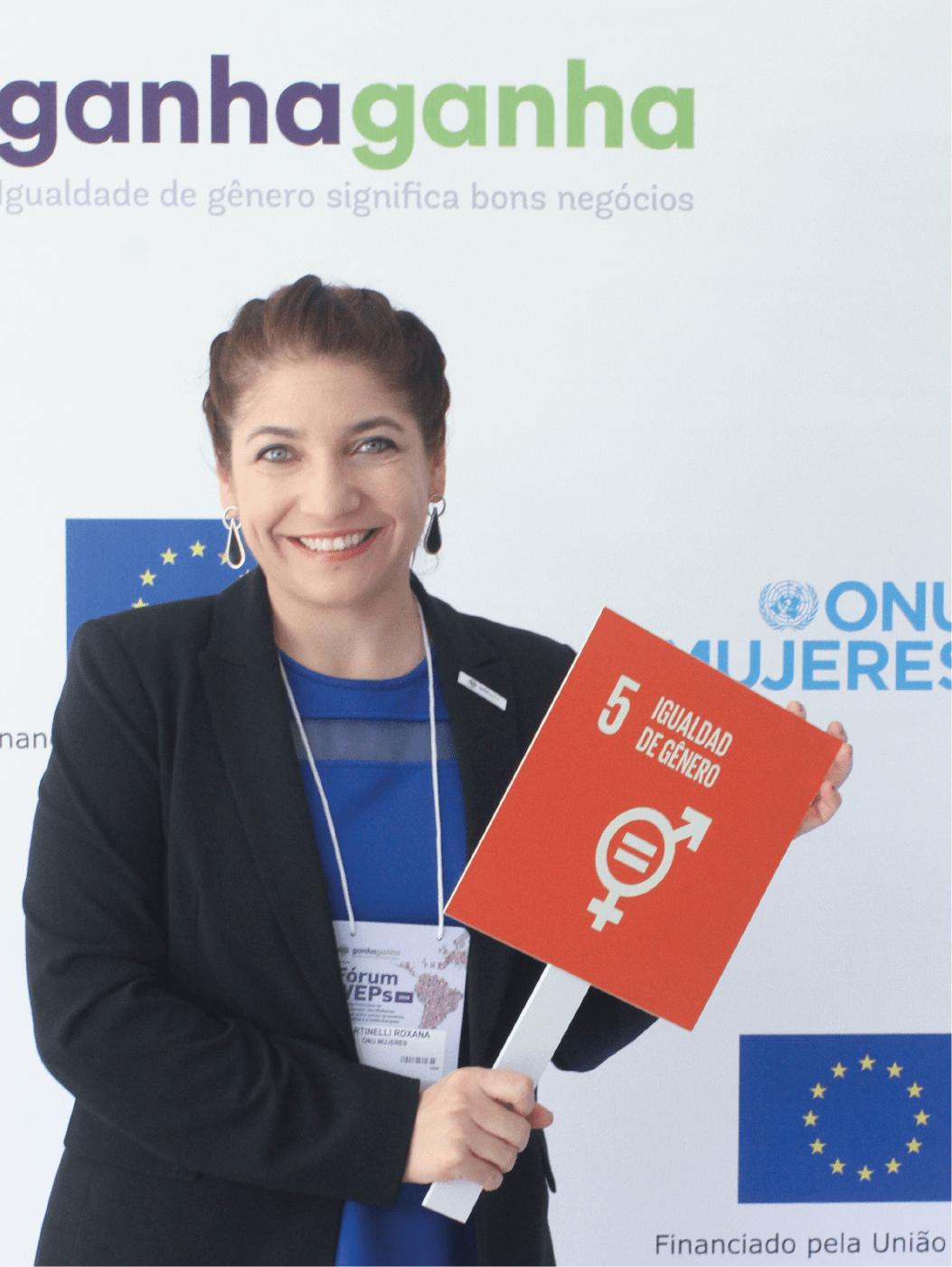 Roxana Martinelli - ONU MUJERES