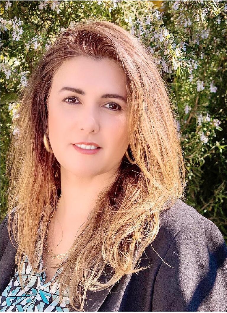 Paola Ortega - Expositora Webinar de Innovación Camara chileno suiza