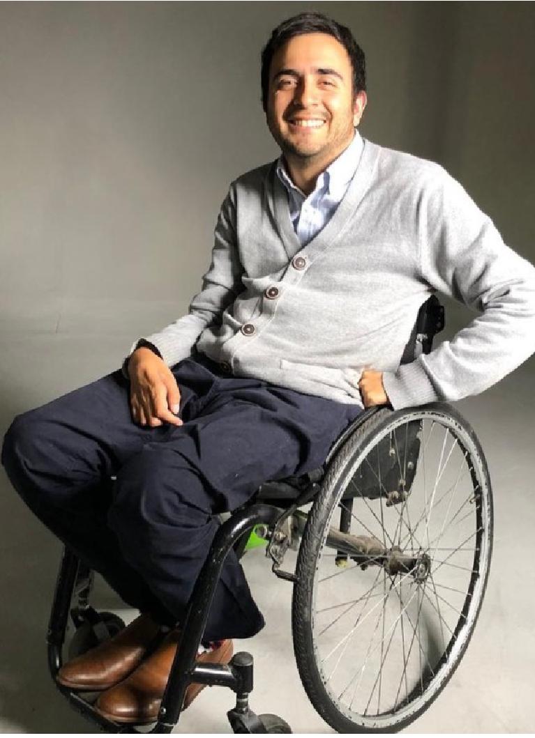 Peter Loch- Expositora Webinar de Innovación Camara chileno suiza